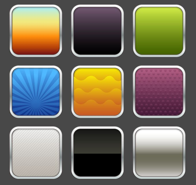 App Icons App Icons .EPS Download Free Vectors Psd Flash