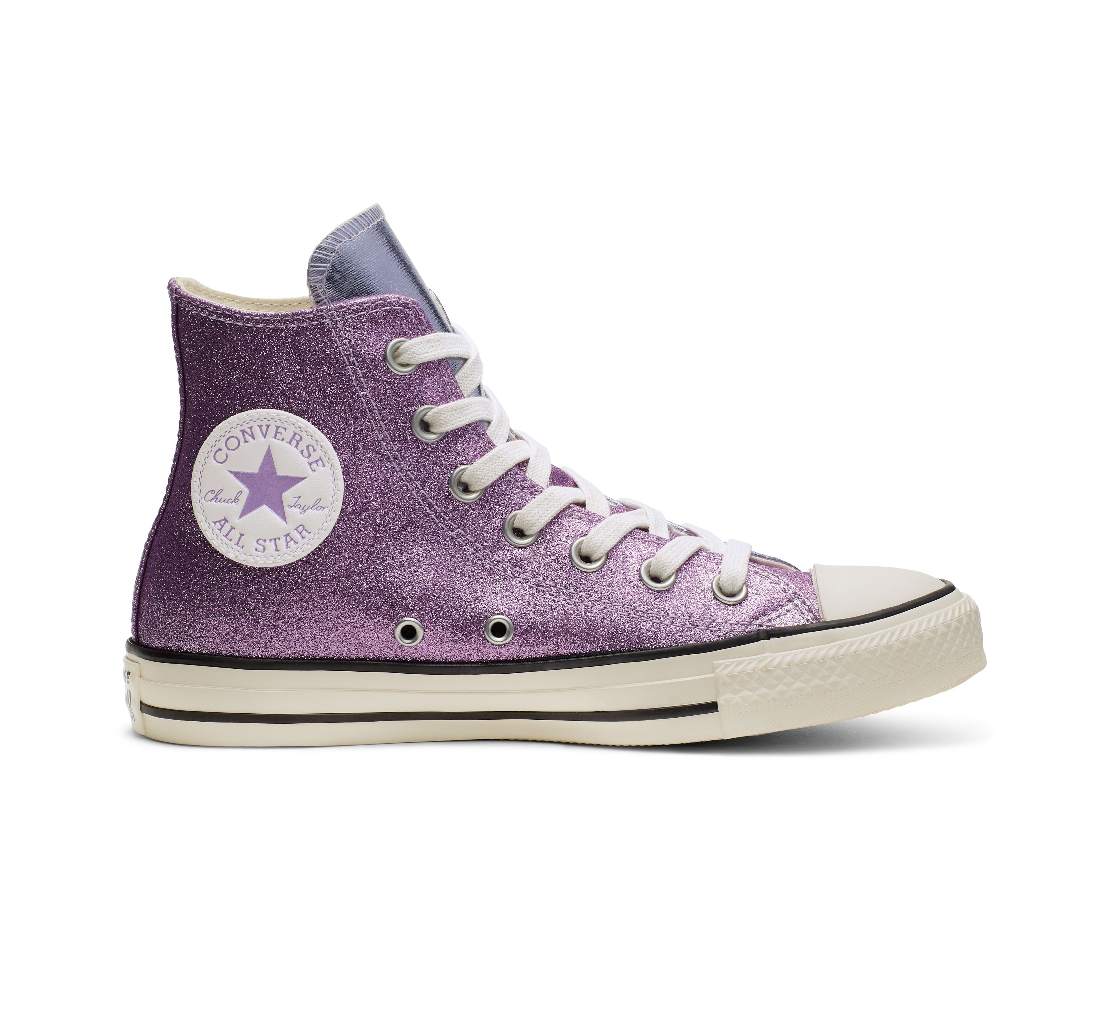 0057adc5839662 Chuck Taylor All Star Shiny Metal High Top in 2019