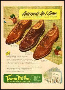Thom McAn Men's Shoes