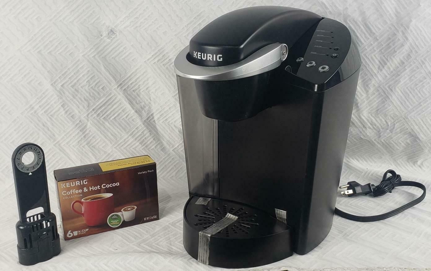 Keurig Kelite Single Serve Kcup Pod Coffee Maker Brewer