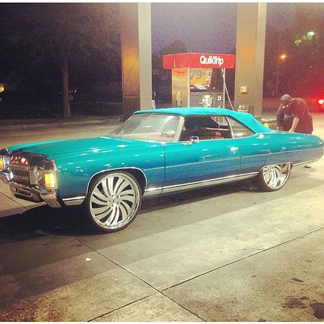 Whipcentral At Mrflaminss Chevy Chevrolet Donk Caprice Impala