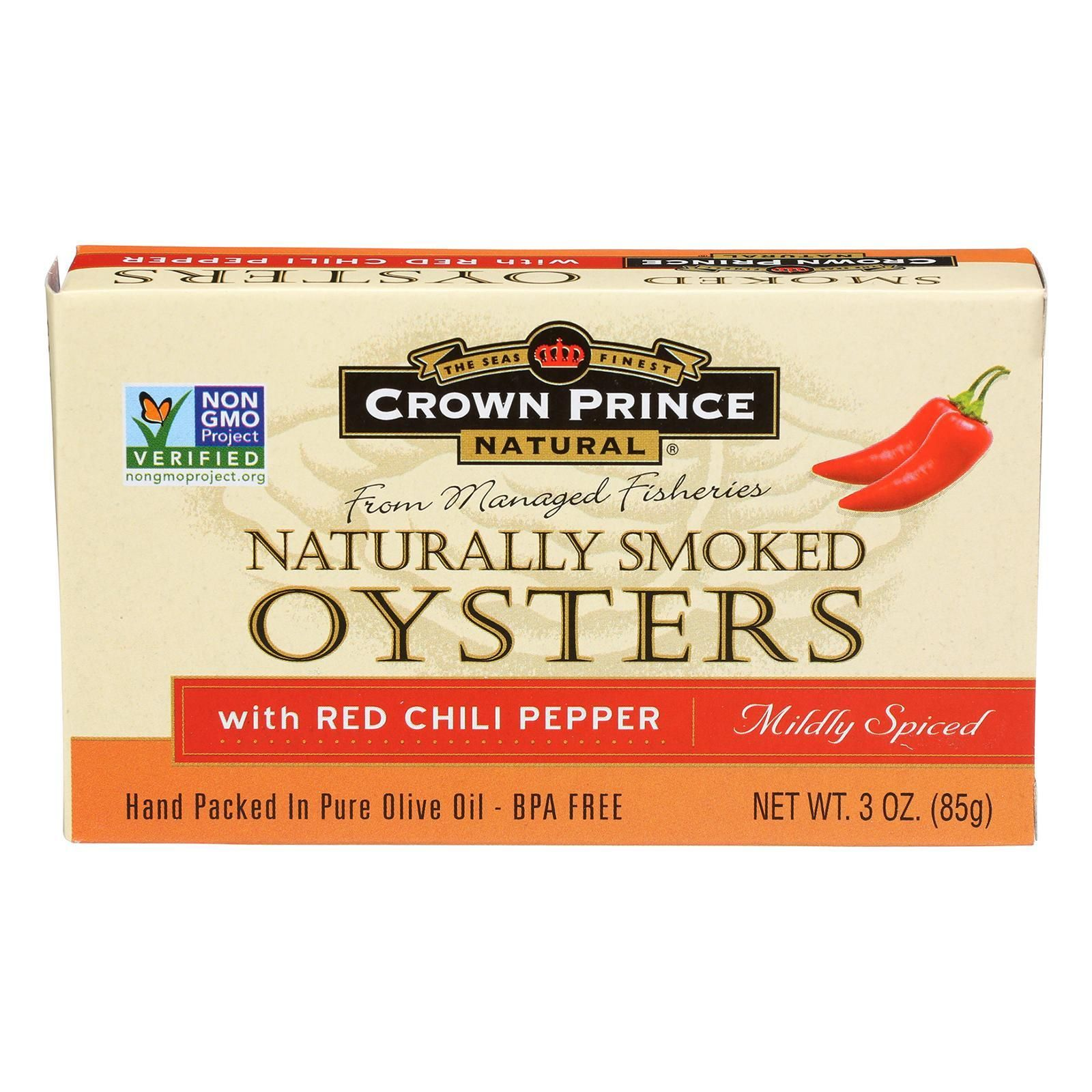 Naturally Wood Smoked Hand Packed In Pure Cold Pressed Olive Oil With Red Chili Pepper Non Gmo Project With Images Red Chili Peppers Stuffed Peppers Red Chili