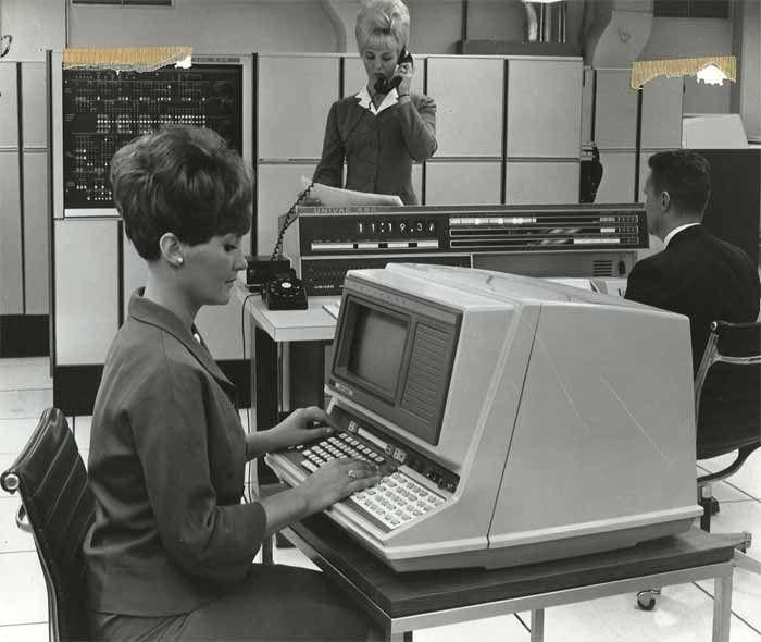computer operators, 1970s