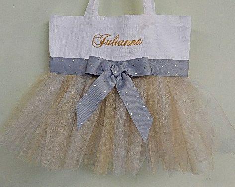 Bolso de niña de las flores danza bolso bolso de por naptime21