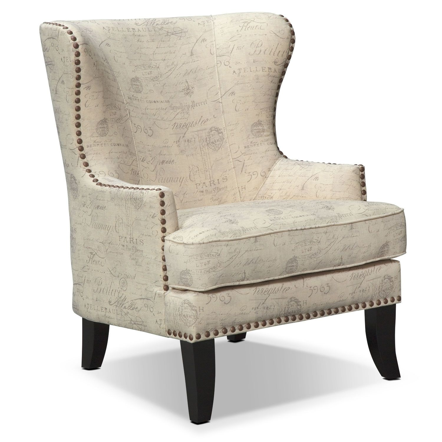 Travel Cool The Marseille Accent Chair Adds Vintage Travel