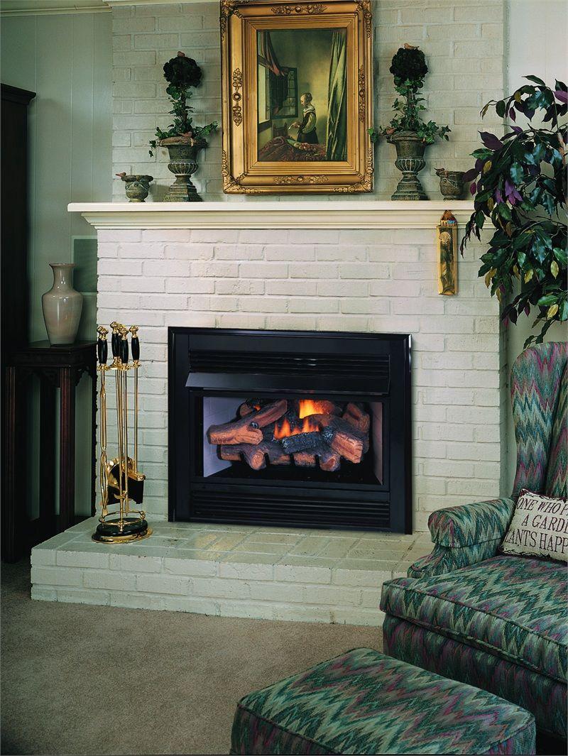 insert cleveland ambiance inserts propane inspiration gas fireplace