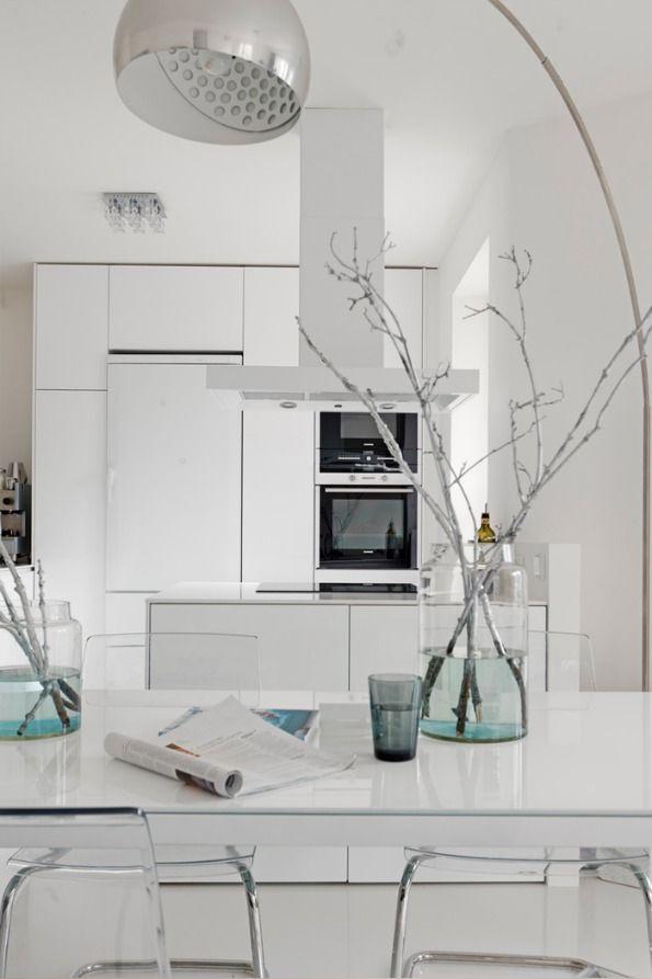 Paulina Arcklins beautiful home