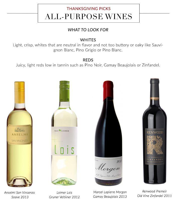 Thanksgiving Wine Picks from a Master Sommelier - on sohautestyle.com