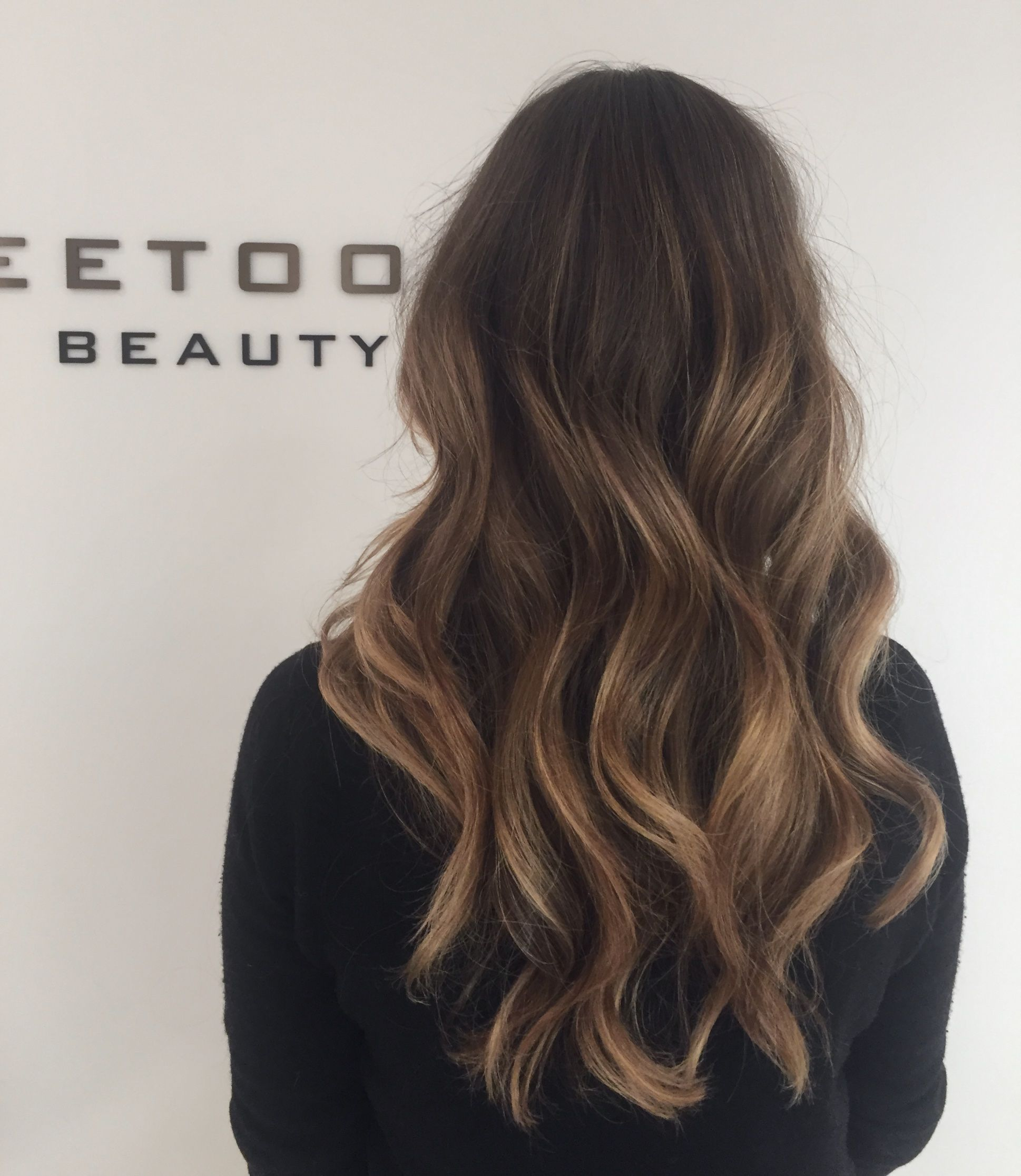 Natural balayage | Hair, Makeup, and Nails | Pinterest ...