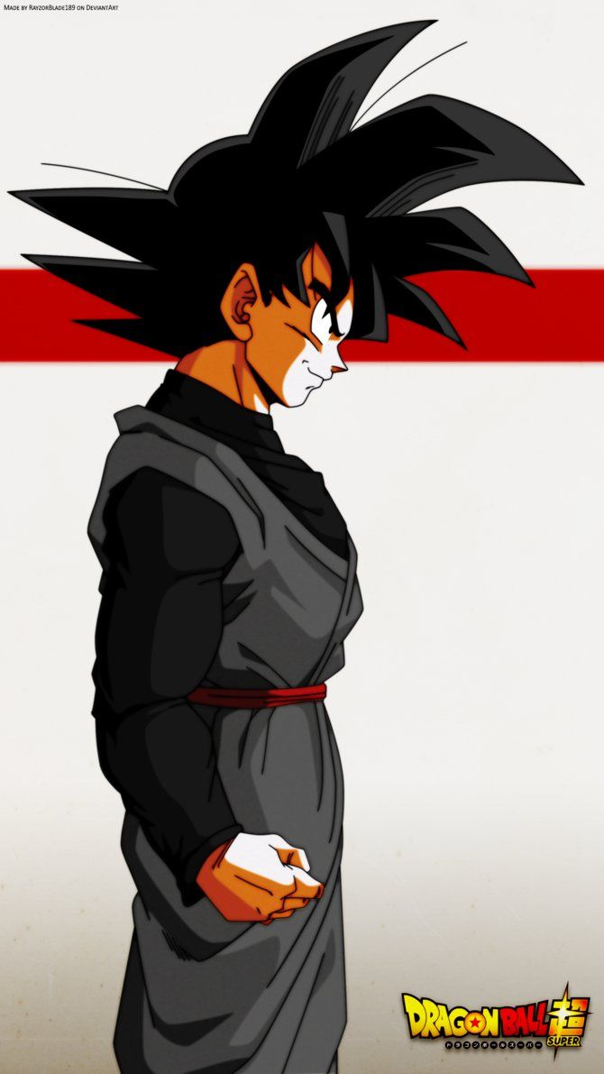 dragonball super goku black by rayzorblade189 dragon ball imagenes pinterest deviantart. Black Bedroom Furniture Sets. Home Design Ideas