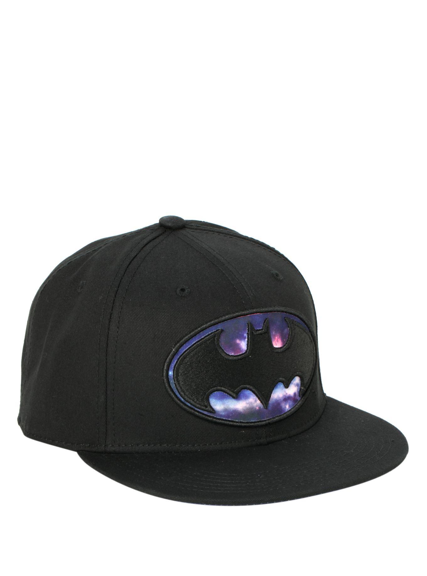b43faabe67ff DC Comics Batman Galaxy Logo Snapback Hat | Hot Topic. My third choice