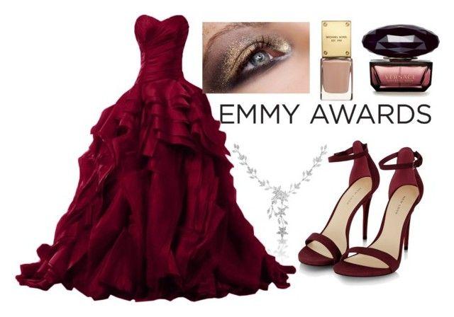 """Emmy Awards"" by stargirltori ❤ liked on Polyvore"