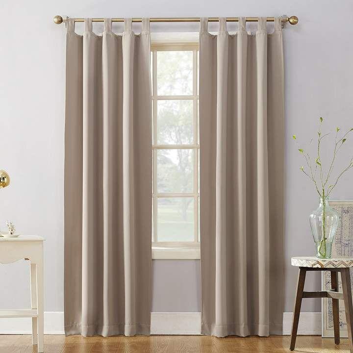 Hudson Hill 1 Panel Broxburn Window Curtain Curtains Panel