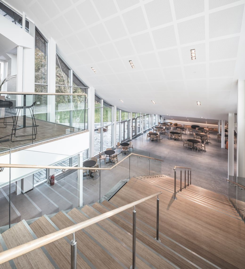 Sophus Søbye Arkitekter, WE Architecture, Rasmus Hjortshøj · Mariehøj Kulturcenter