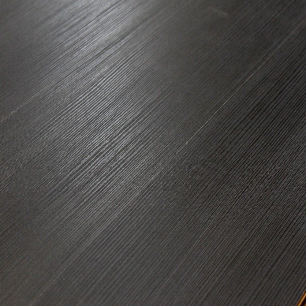 Kronoswiss Noblesse Rigoletto Black Is Dark And Mysterious This Black Laminate Has A Unique Texture That Shines In Laminate Flooring Flooring Durable Flooring
