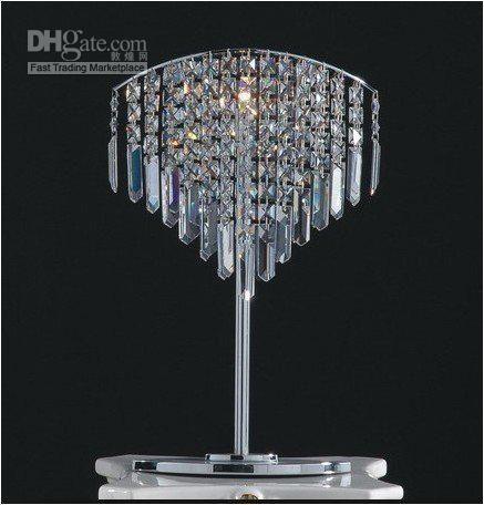 Crystal Chandelier Table Top Lamps Redboth Com Crystal Table Lamps Colorful Table Lamp Modern Table Lamp Design