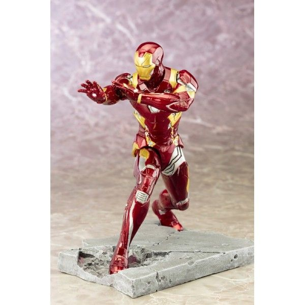 Civil War - Figurine Iron Man