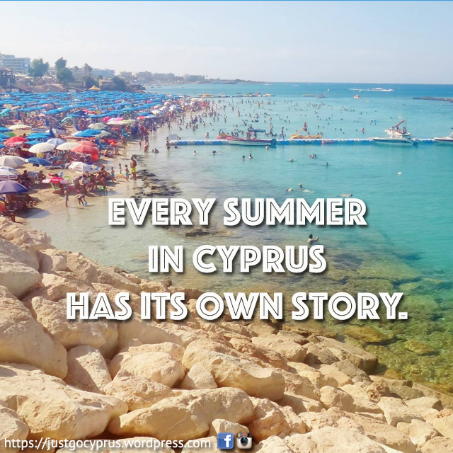 Every Summer In Cyprus Has Its Own Story!