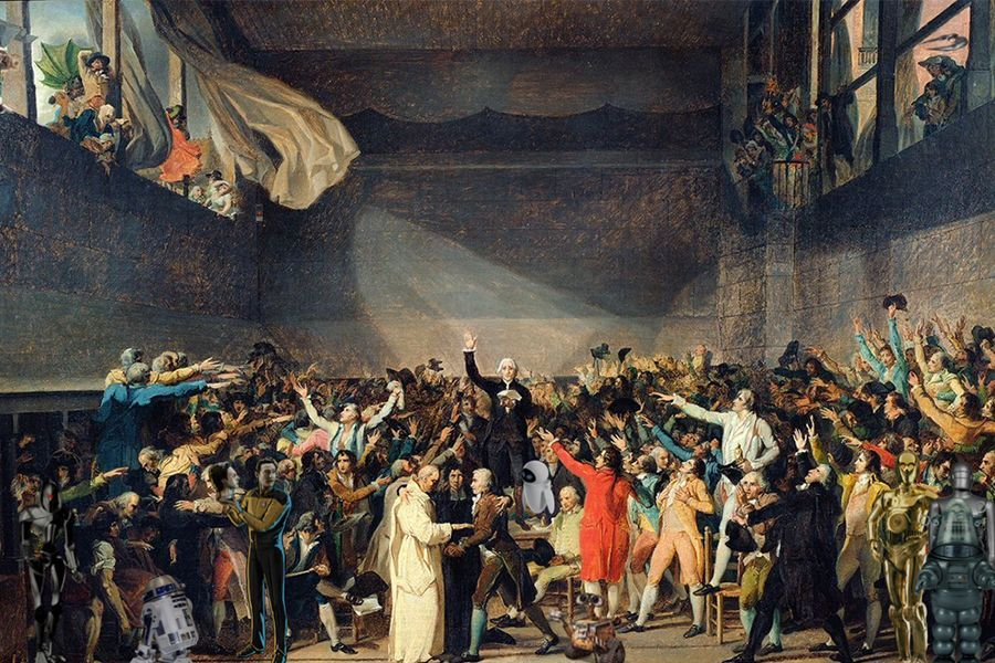 The French Revolution Was One Of The Most Important Political Transformations In History Even Mo French Revolution Classical Art Memes French Revolution Facts