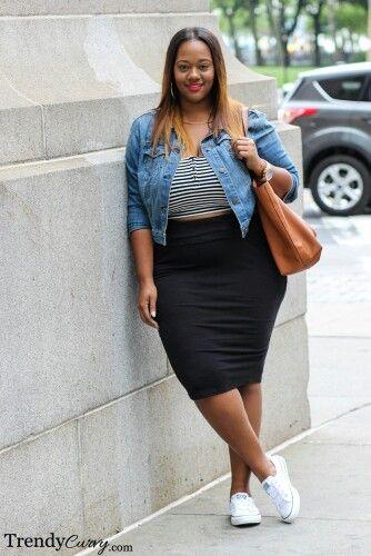Www.trendycurvy.com | Plus Size Swagg | Fashion, Plus size ...