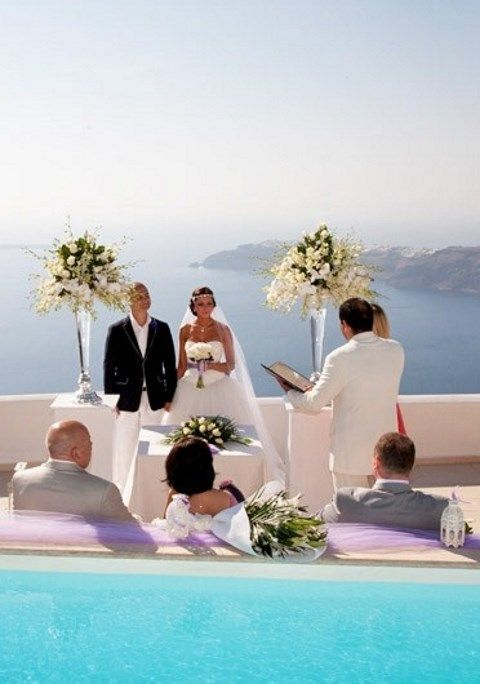 73 Fabulous Greece Destination Wedding Ideas | Wedding tings
