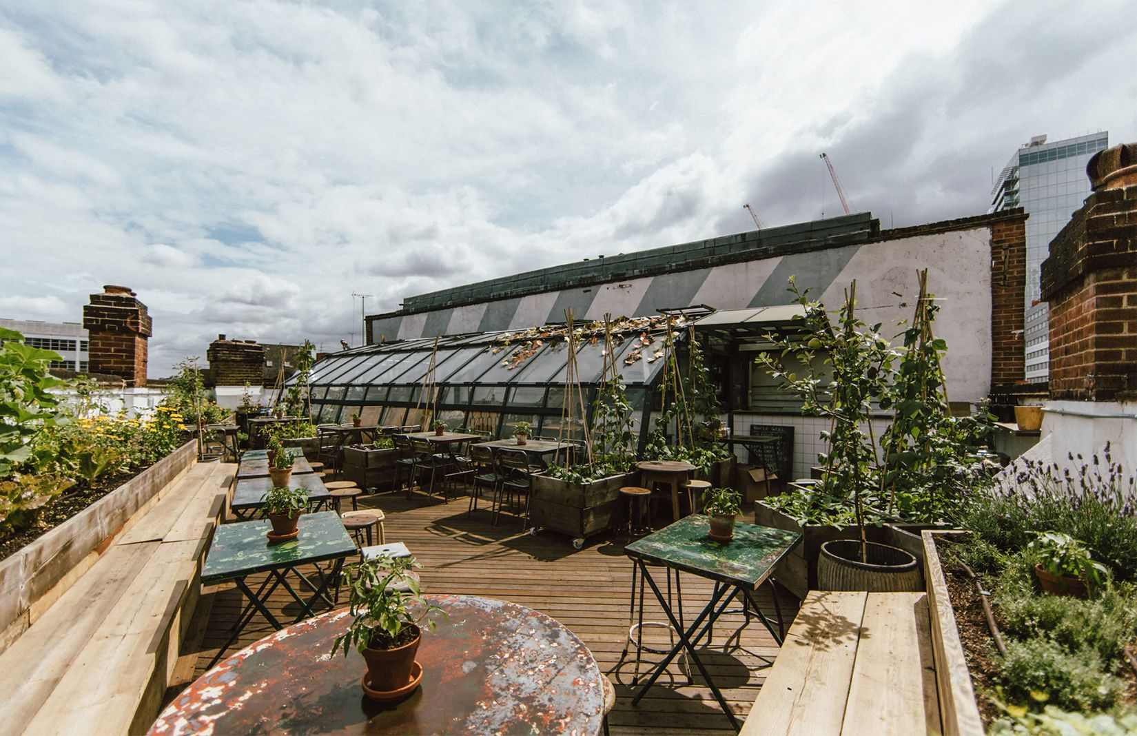 77 Inspirant Rooftop Garden Bar Londres Pour Petit Espace London Bars Outdoor Restaurant Best Rooftop Bars
