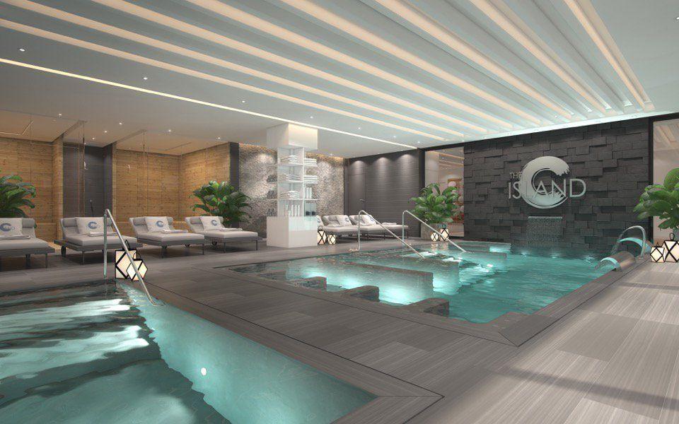 Luxus Haus direkt am Meer Estepona Costa del Sol Insgesamt ist von