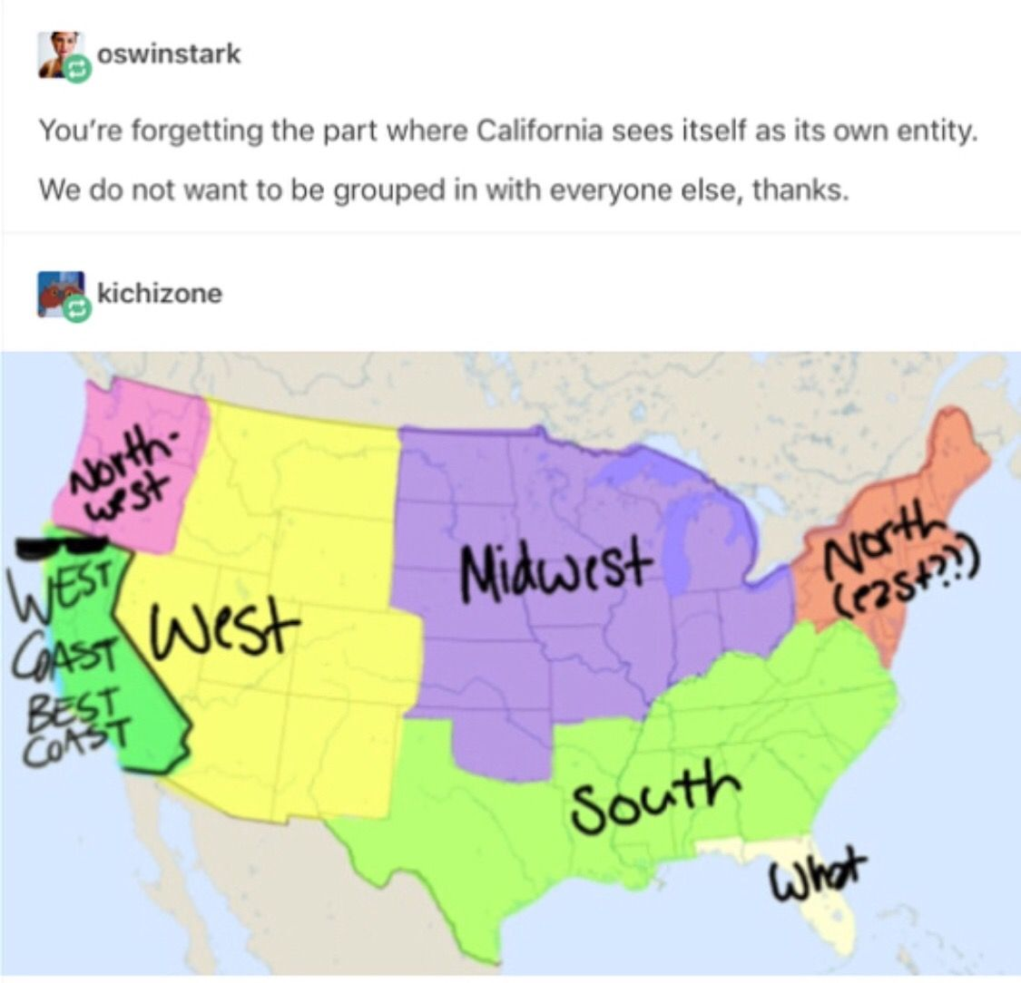 Northern Florida Is Still The South While Southern Florida And Most Of The Coast Lines Are Like The North 2 0 Florida Funny Really Funny Funny Memes