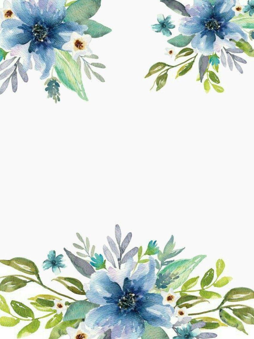 Fondo Flores Azules Fondos De Flores Texturas Flores Flores Hawaianas