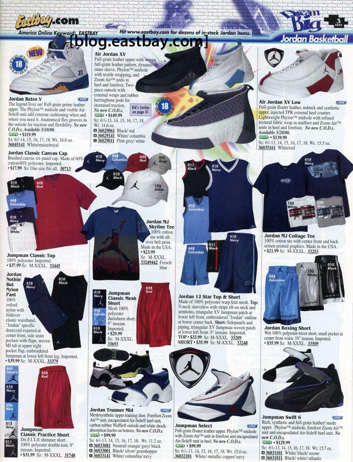2608e8846f7 ... Eastbay Memory Lane // Air Jordan 5 Retro 'Laney' April 2000 ...