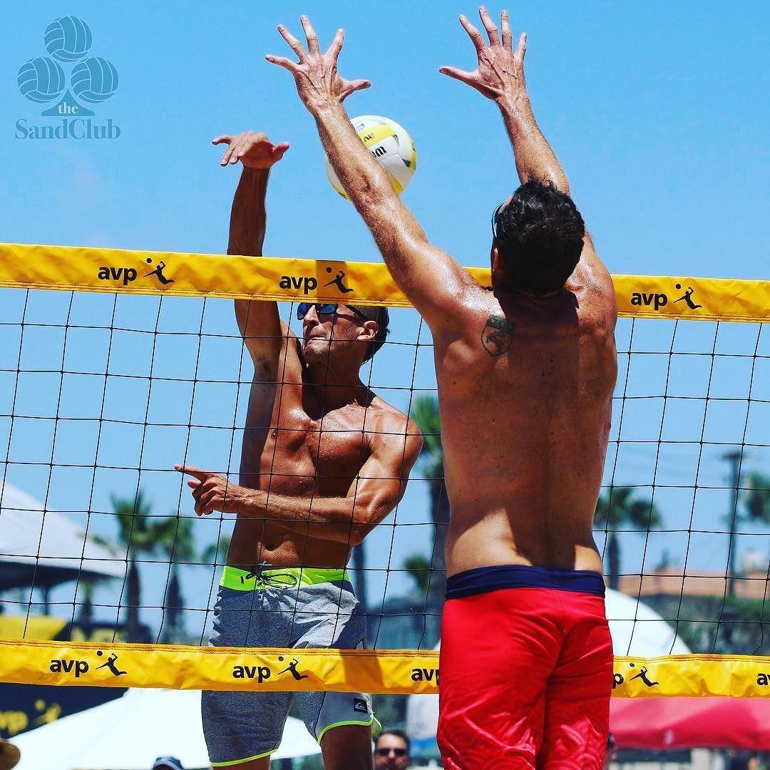 Instagram Photo By Ty Loomis Jul 16 2016 At 4 33pm Utc Manhattan Beach California Beach Volleyball Men Beach
