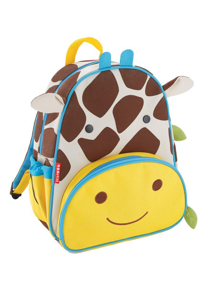 a25febdb9c30 τσάντα skip hop zoo little kid backpack giraffe καμηλοπάρδαλη ...