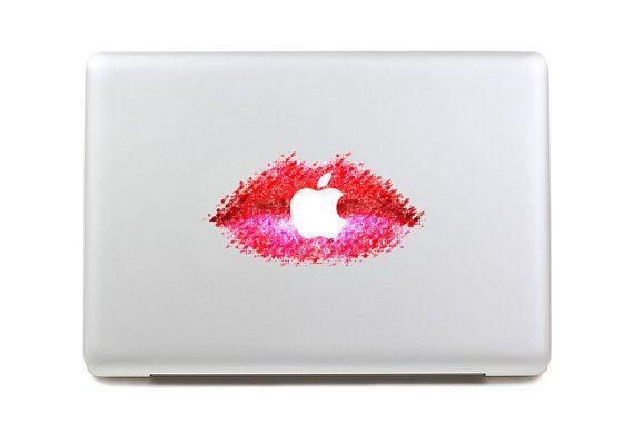 Apple macbook decal macbook pro decals macbook by mixeddecal