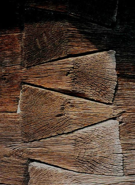 embrace (love the way the textures merge... the raw wood & soft velvet feel :)