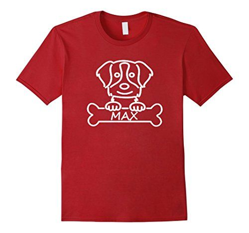 Mens DOG LOVERS TEE SHIRT MY DOG MAX  2XL Cranberry TRI S... https://www.amazon.com/dp/B0747WMDYM/ref=cm_sw_r_pi_dp_x_CXiEzbYGT1X0S