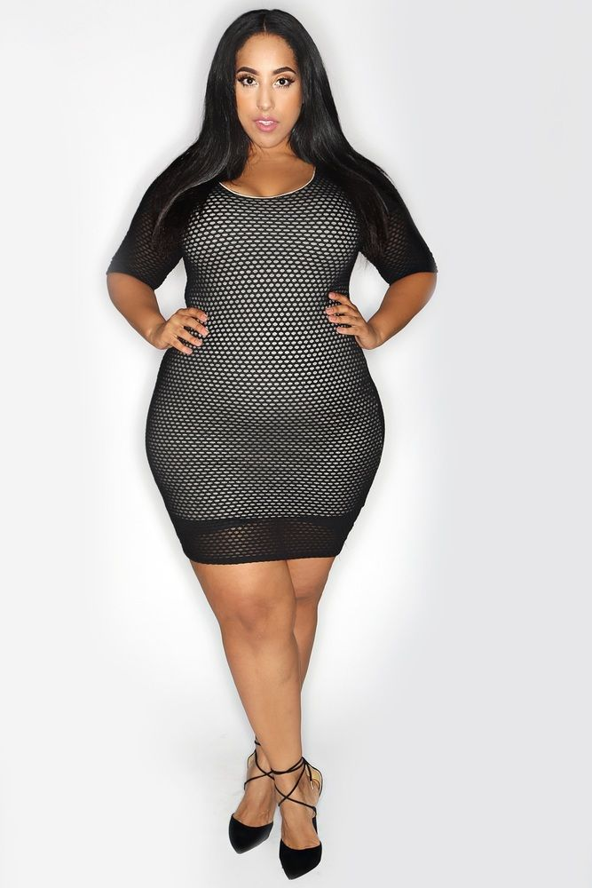 how to look curvy in a bodycon dress