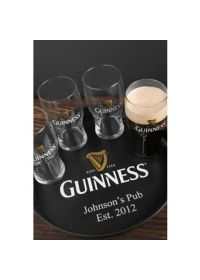 Personalized Guinness Pub Set
