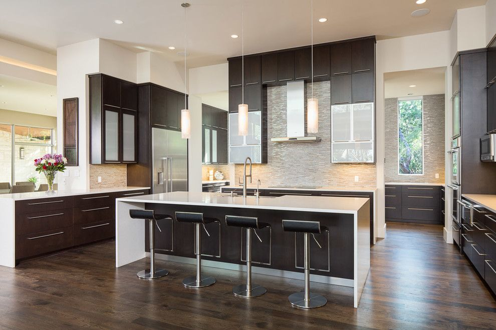 Kitchen Wall Cabinet Depth Contemporary With High Ceilings