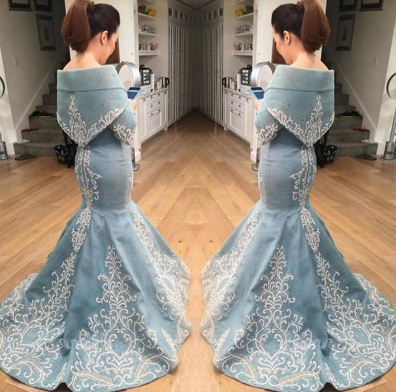 Simple Wedding Dresses Philippines: Kris Aquino, Chosen As Fashion People's Choice Award