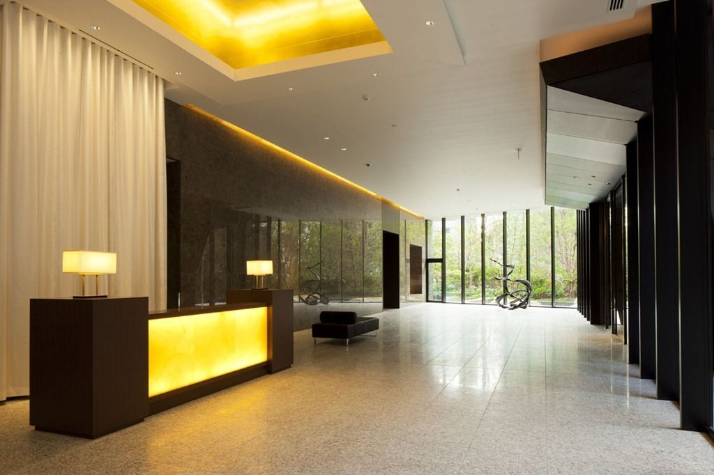 Entrance Lobby Designs Apartments Google Search