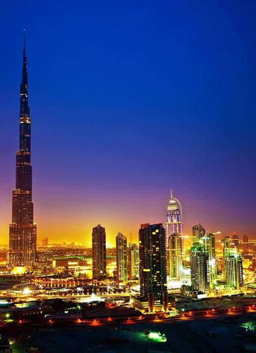 Dubai At Night Go To Www Yourtravelvideos Or Just Click On Photo For Home Videos And Much