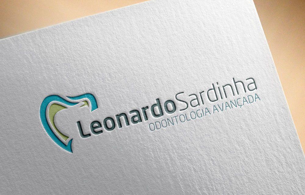 Dr Leonardo Sardinha Odontologia Eduardobibiano Carte De Visite Conception Du Cabinet Dentaire
