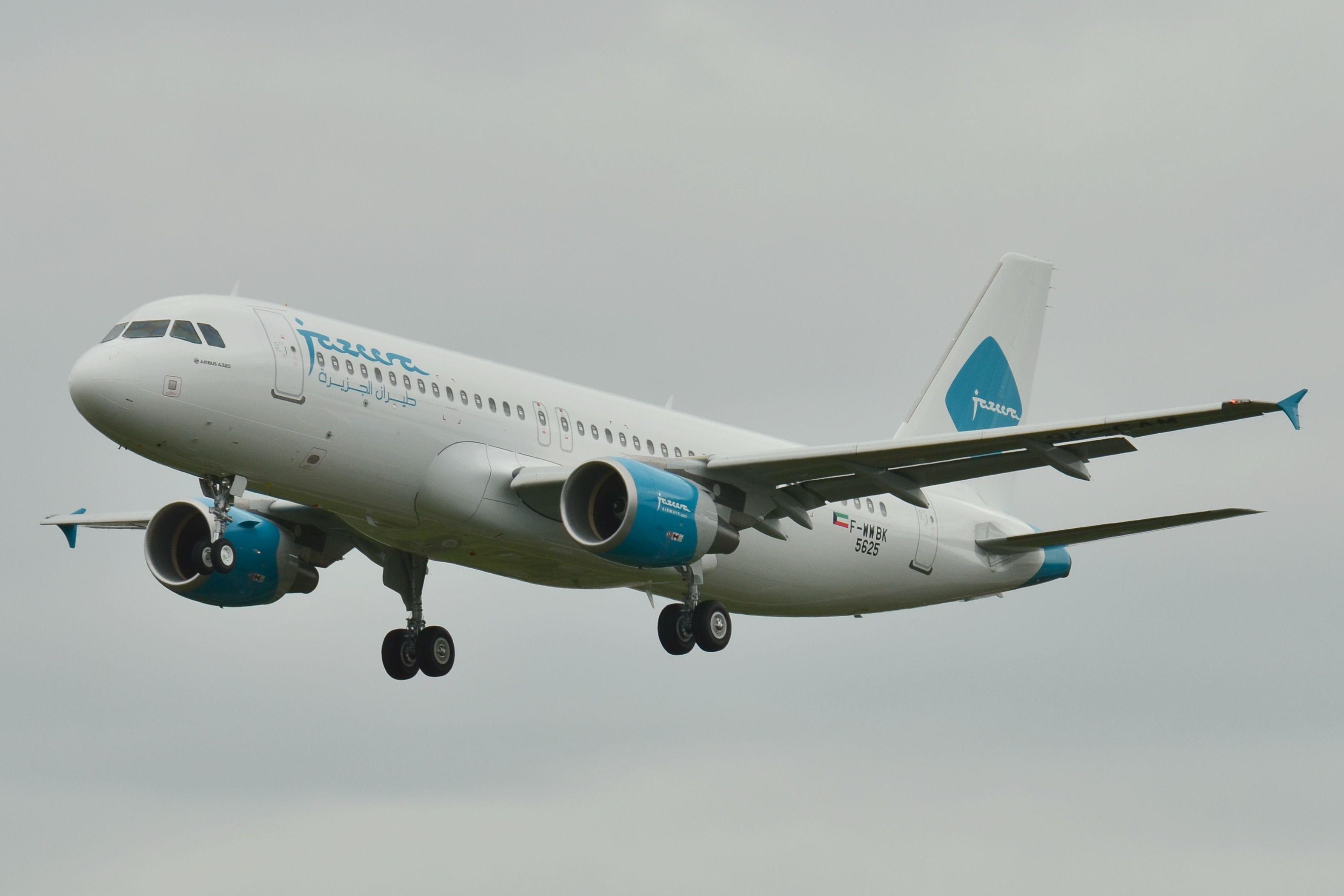 طيران الجزيرة Online Tickets Airlines Passenger