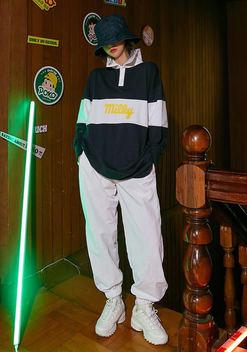 #outfit ideas korean pants Much Needed Jogger Pants