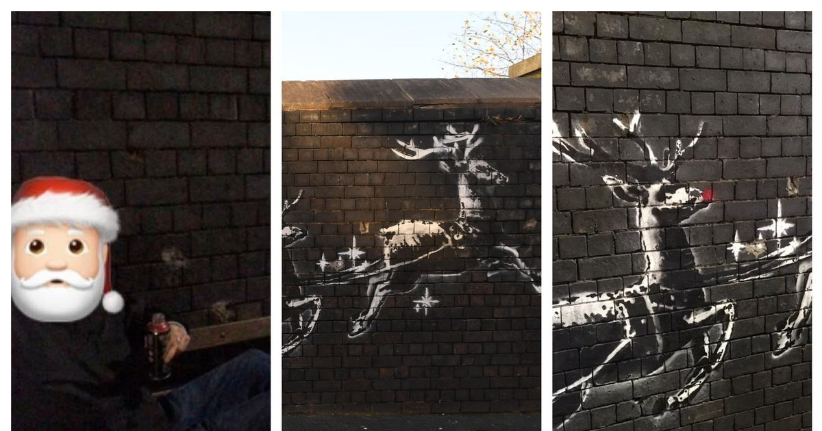 Man who defaced Birmingham Banksy mural speaks out about ...