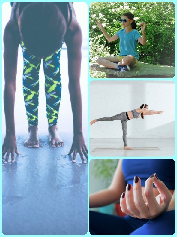 Simple Yoga Exercises For Beginners in 2020   Beginner ...