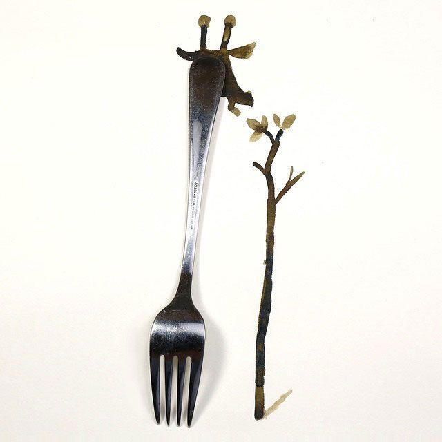les objets d tourn s de christoph niemann illustration pinterest objets d tourn s. Black Bedroom Furniture Sets. Home Design Ideas