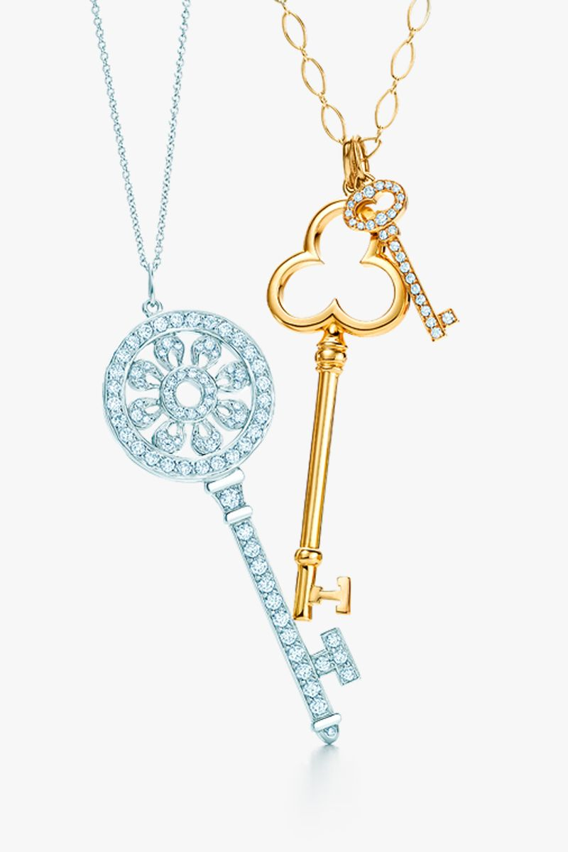 035c47a10494 Tiffany Keys pendants