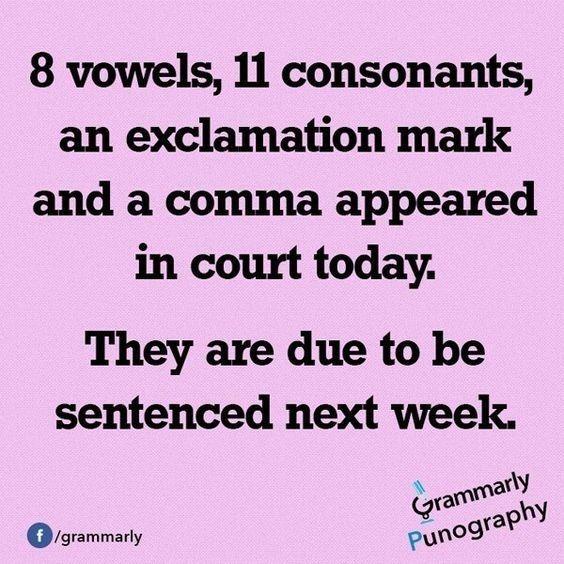 32 Puns and Jokes Only a True Grammar Nerd Will Get