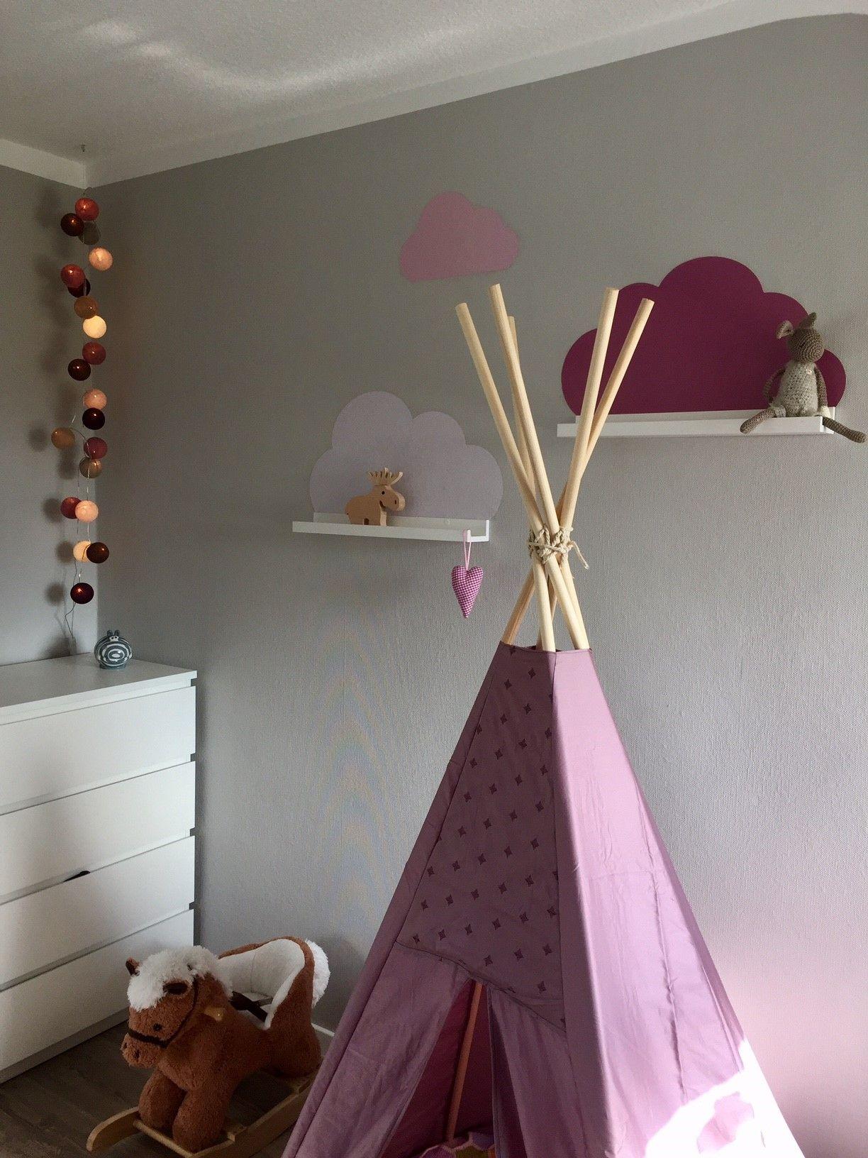 Kinderzimmer kleinkind ikea  Marina hat die Orchidee Wolken von Limmaland an den IKEA MOSSLANDA ...